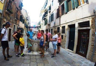 walking tour in Castello