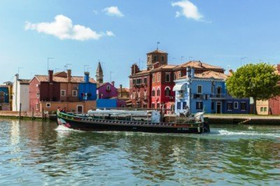 tour in barca a burano
