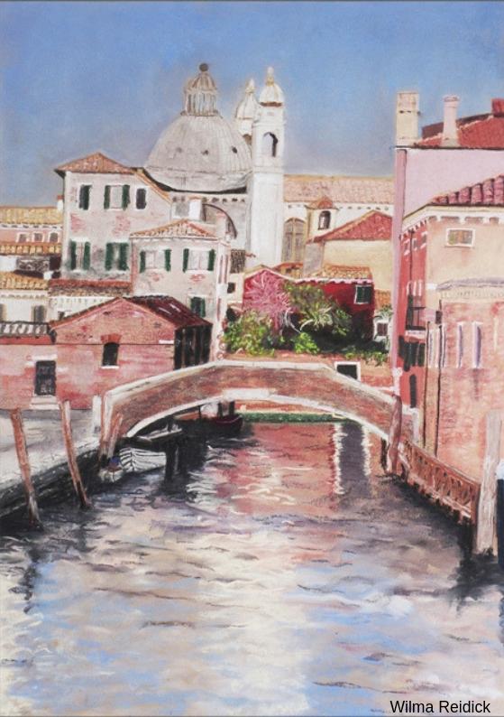 Wilma Reidick - Venedig