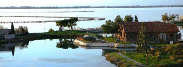casone di valle in Laguna di Venezia