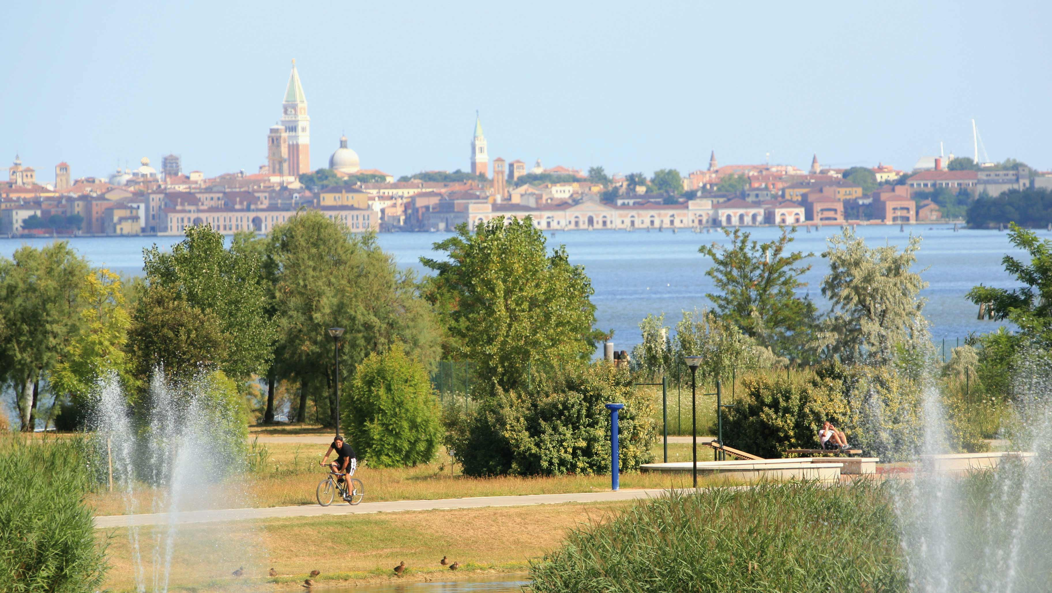 San Giuliano Venice- area camper